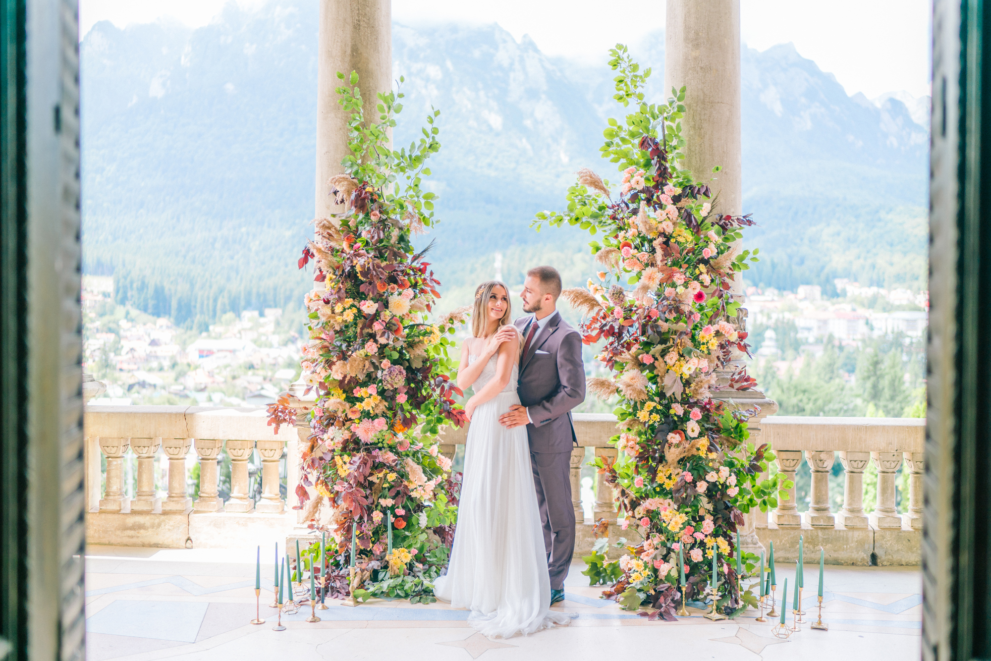 Nunta la Castelul Cantacuzino
