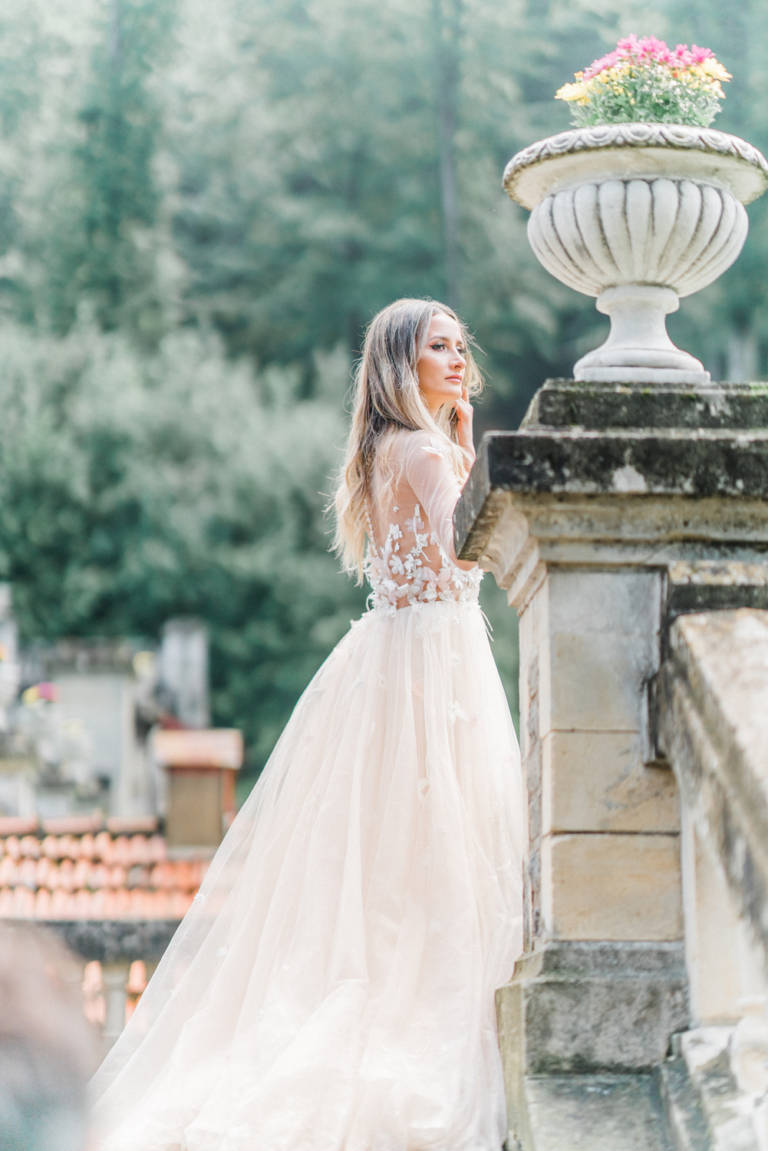 Fairytale Castle Wedding in Romania