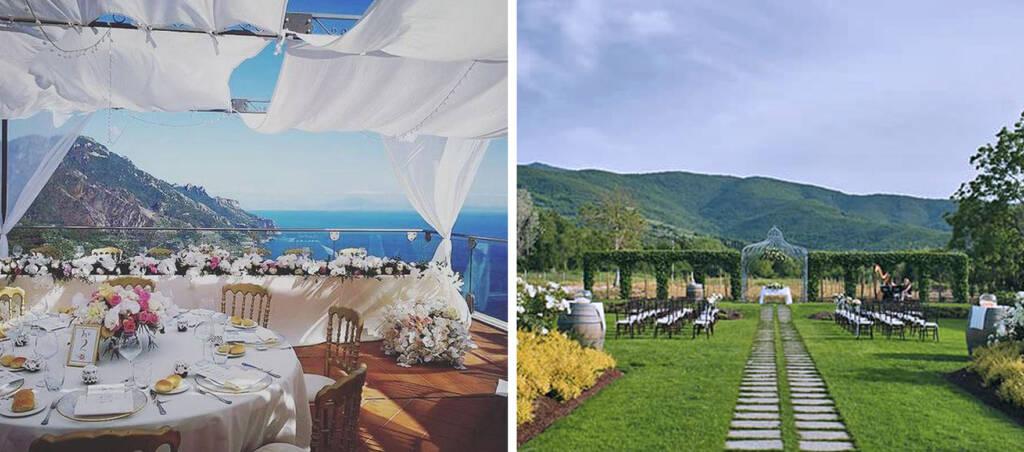 destination wedding italy tuscany amalfi