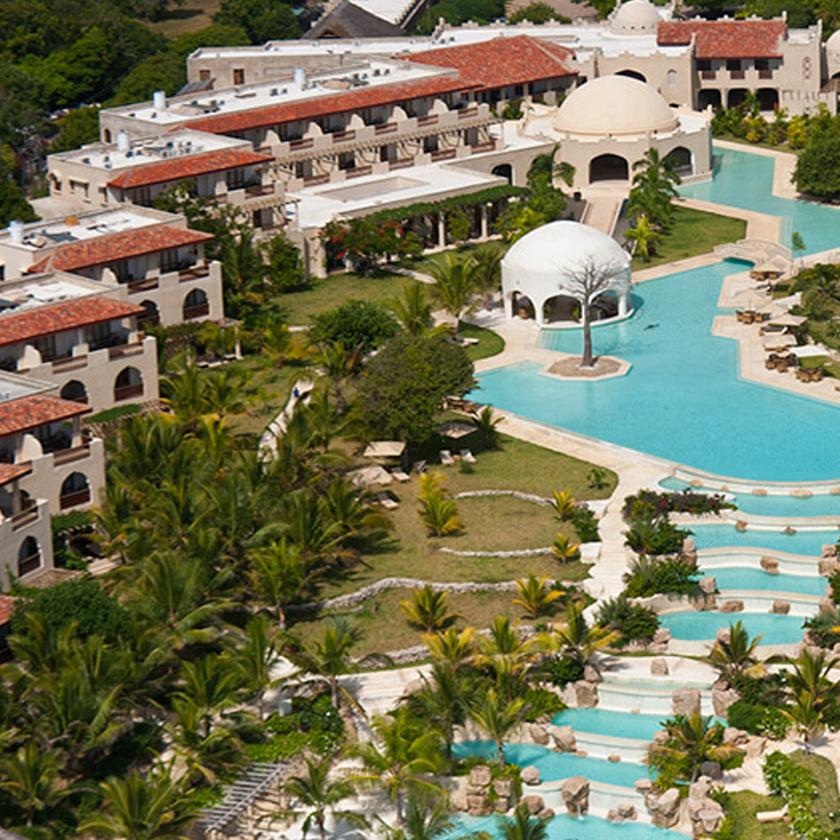 piscina 5 stele swahili beach kenya