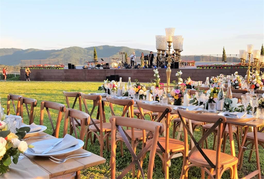 nunta in aer liber toscana